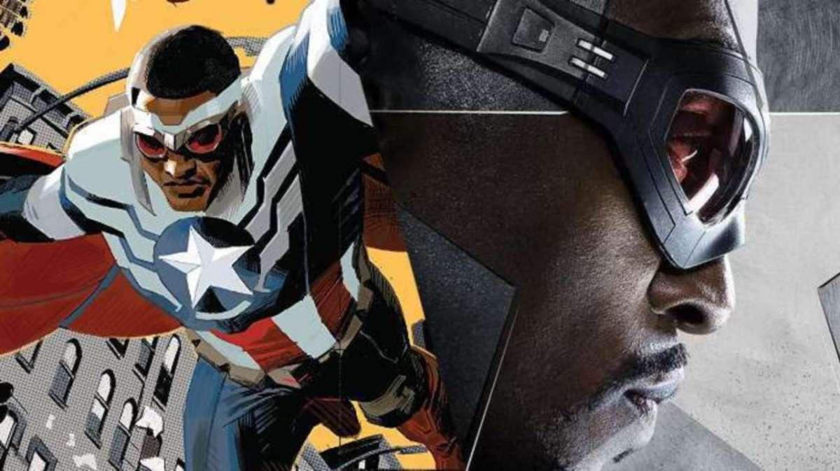 Falcon & The Winter Soldier Captain America Sam Wilson