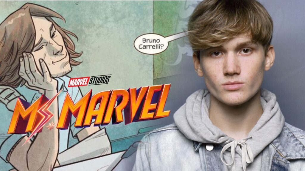 Ms. Marvel Matt Lintz