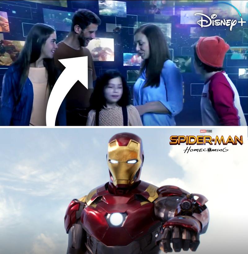 Disney+ Spider-Man