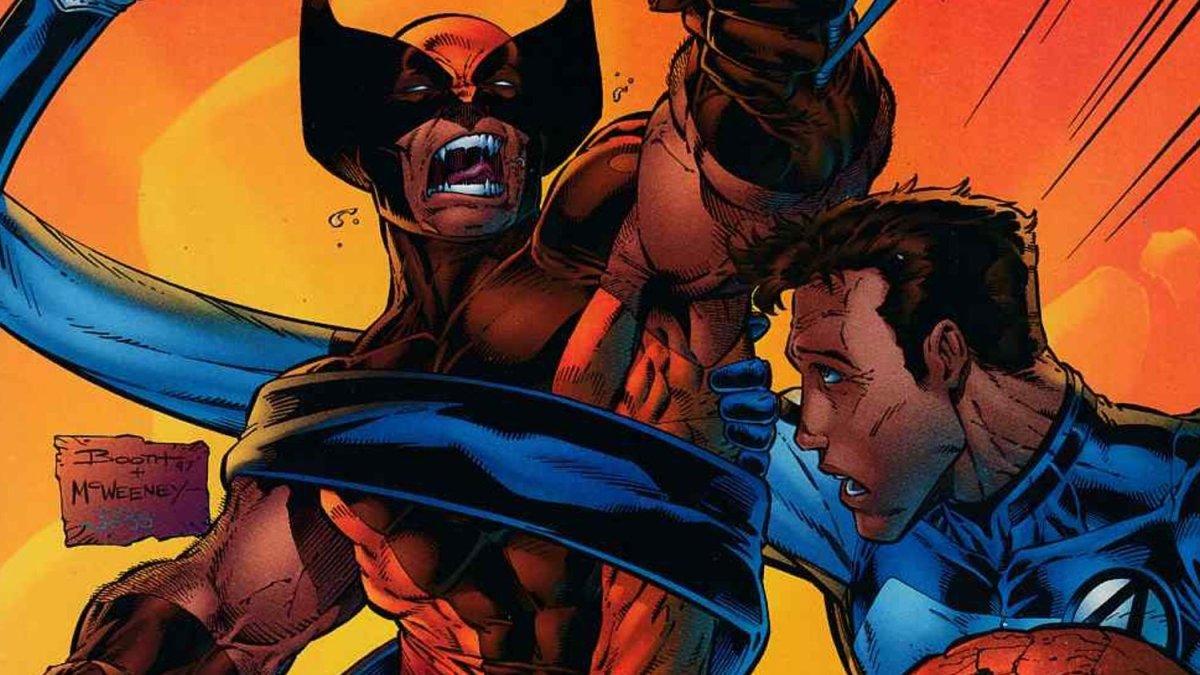 X-Men vs. Fantastic Four Paul Greengrass