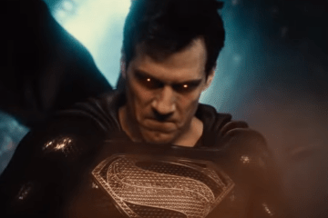 Snyder Cut Superman Justice League