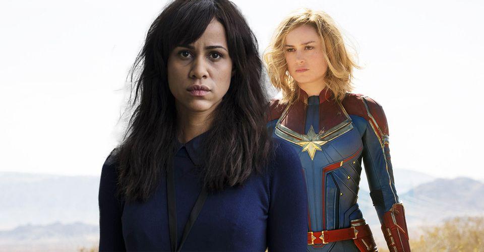 Captain Marvel 2 Zawe Ashton
