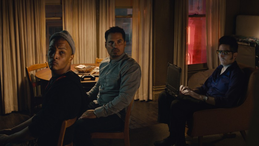 Ant-Man and The Wasp: Quantumania T.I.