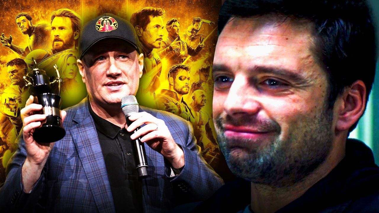 Marvel Studios: Sebastian Stan svela perché Kevin Feige non vuole dirigere i film del MCU