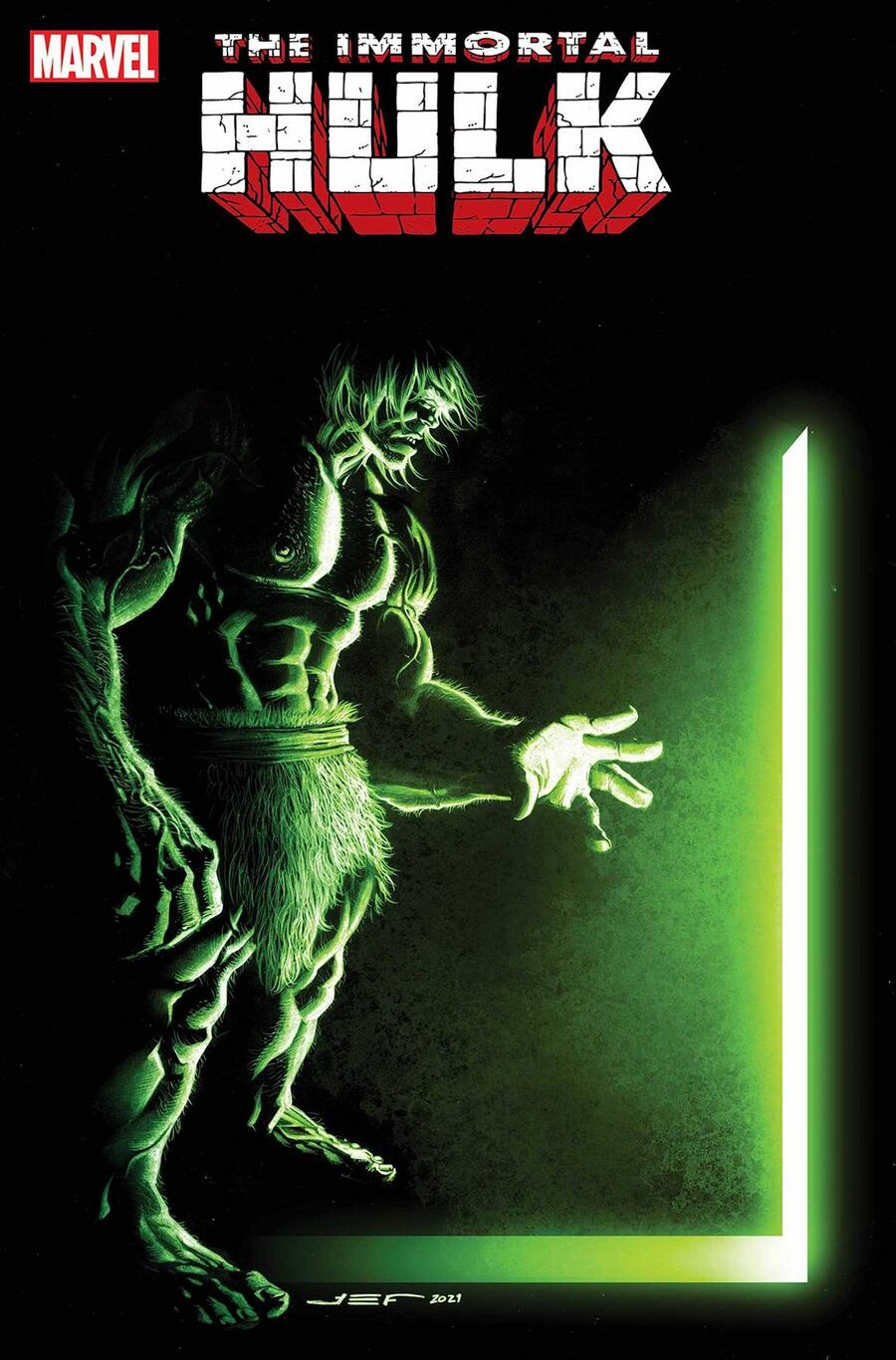 Immortal Hulk: Time of Monsters