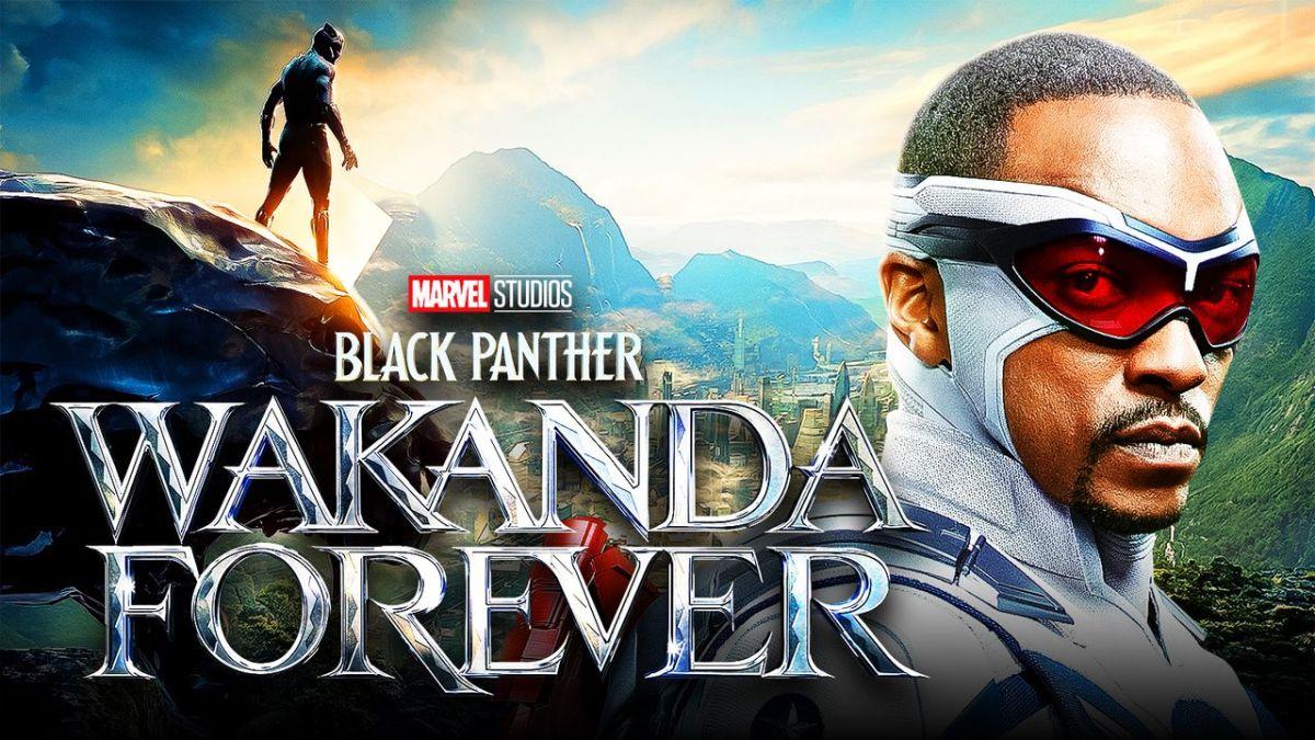 Black Panther: Wakanda Forever Anthony Mackie