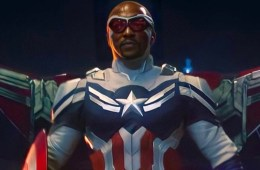 Anthony Mackie Captain America