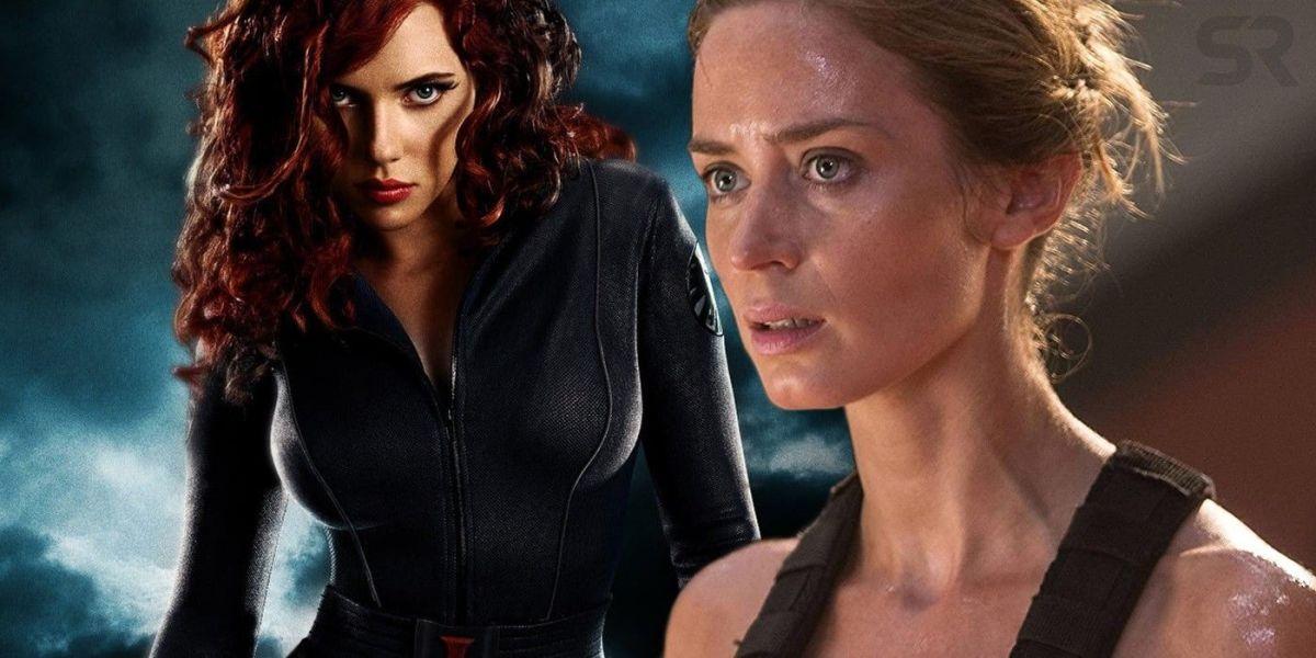 Scarlett Johansson Natasha Romanoff Vedova Nera Iron Man 2