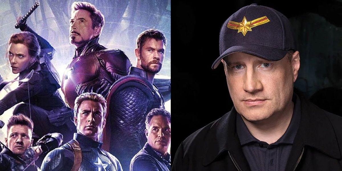 Avengers Kevin Feige Fase 4