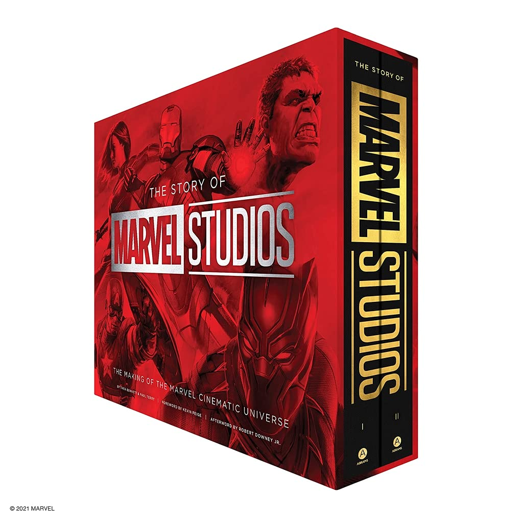 The Story of Marvel Studios Kevin Feige