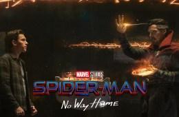 Doctor Strange Spider-Man: No Way Home