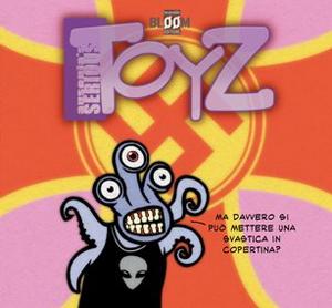 Ausonias Serious Toyz  Ausonias Serious Toyz (Leopoldo Bloom, brossurato, 80 pagine a colori) testi e disegni di Ausonia