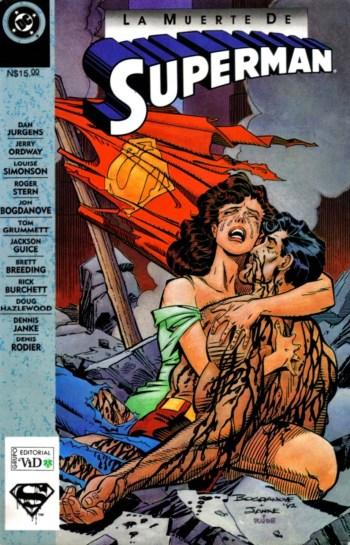 La Muerte de Superman Vid