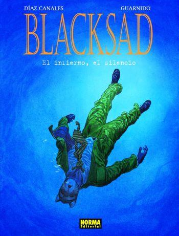 Blacksad El Infierno, el silencio
