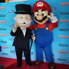 Monopoly y Nintendo unen fuerzas en Monopoly Gamer
