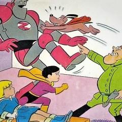Zor y Los Invencibles: De robots, niños y canes