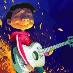 Coco: El Día de Muertos de Tony Sandoval