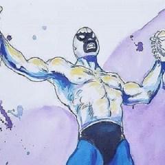 Silver Demon: un sensacional cómic de lucha