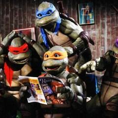 Creador de las Tortugas Ninja vuelve a La Mole