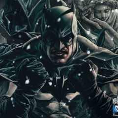 Jo, jo, jo… Batman Noël