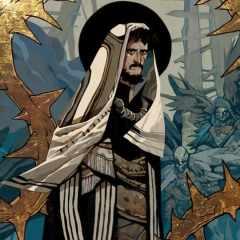 La Comicteca: Judas, de Loveness y Rebelka