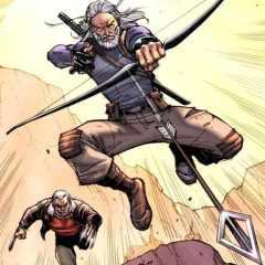 El consultorio del Dr. Macana: Old Man Hawkeye