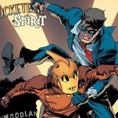Crossing over/ The Rocketter & The Spirit: Pulp Friction