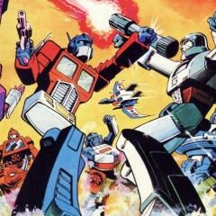 Transformers: del juguete a la viñeta (parte 1)