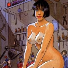 Cómic erótico: Pinocha (1995)