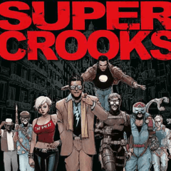 Supercrooks y las heist movies
