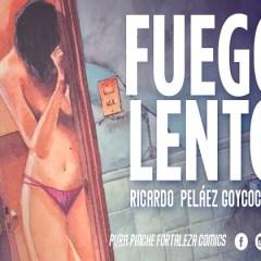 Lanzan campaña para reeditar Fuego Lento, de Ricardo Peláez