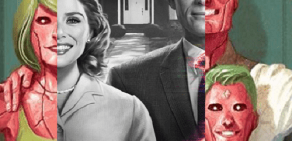 Podcast Comikaze #185: Debrayando sobre WandaVision