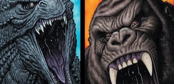 Podcast Comikaze # 190: Godzilla y Kong en los cómics