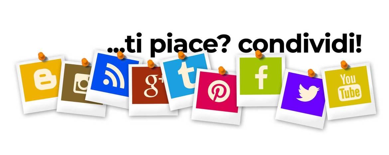 condividi social network