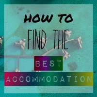 Finding the best accommodation