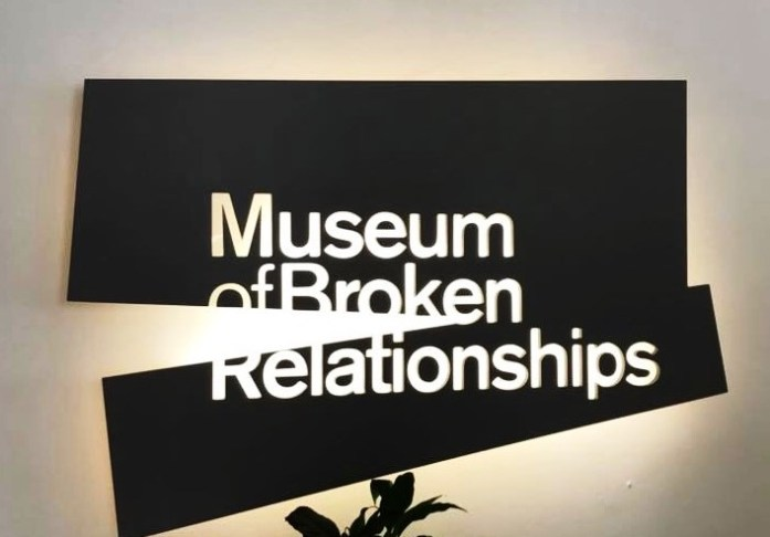 Croatia Museum of Broken Relationships