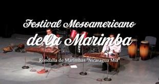 """Rondalla de marimbas """"Nicaragua Mía"""""""