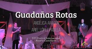 Angélica Aragón y Ariel López Padilla