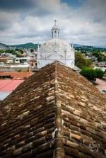 techo del templo de guadalupe