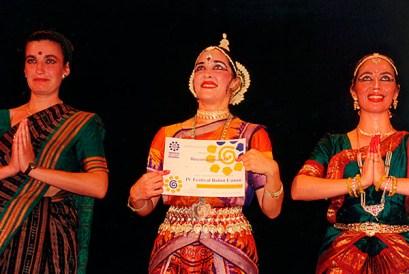 Danzas clásicas de La India