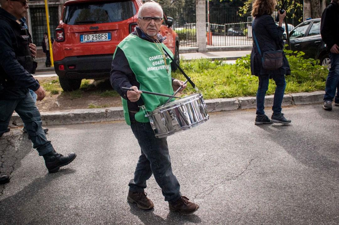 Manifestazione Forlanini