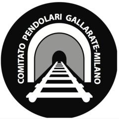 Logo Comitato Pendolari Milano Gallarate