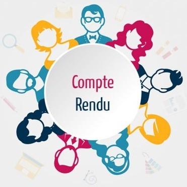 Compte rendu Réunion du Comité 02/05/2021
