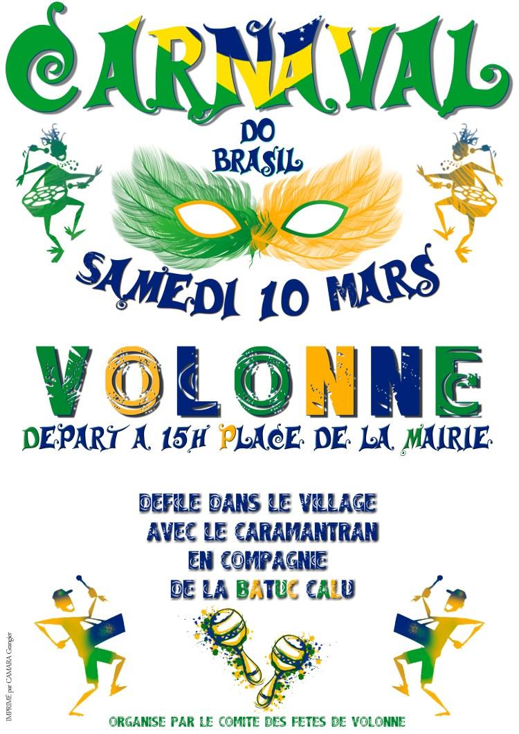 Carnaval de Volonne 2018