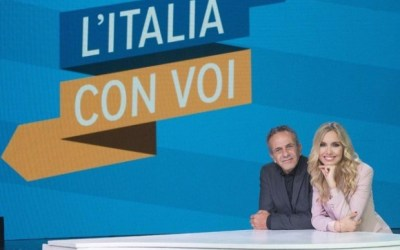 Programma TV – L'Italia Con Voi