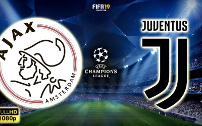 Partita Ajax-Juventus 10/04/2019
