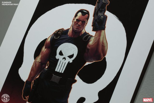 Punisher, Brutal Justice Premium Art Print