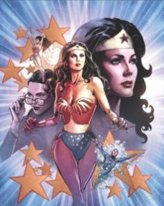 WONDER WOMAN '77 SPECIAL cover B