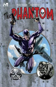 Review & Spoilers: The PHANTOM #3