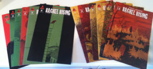 RACHEL RISING trades